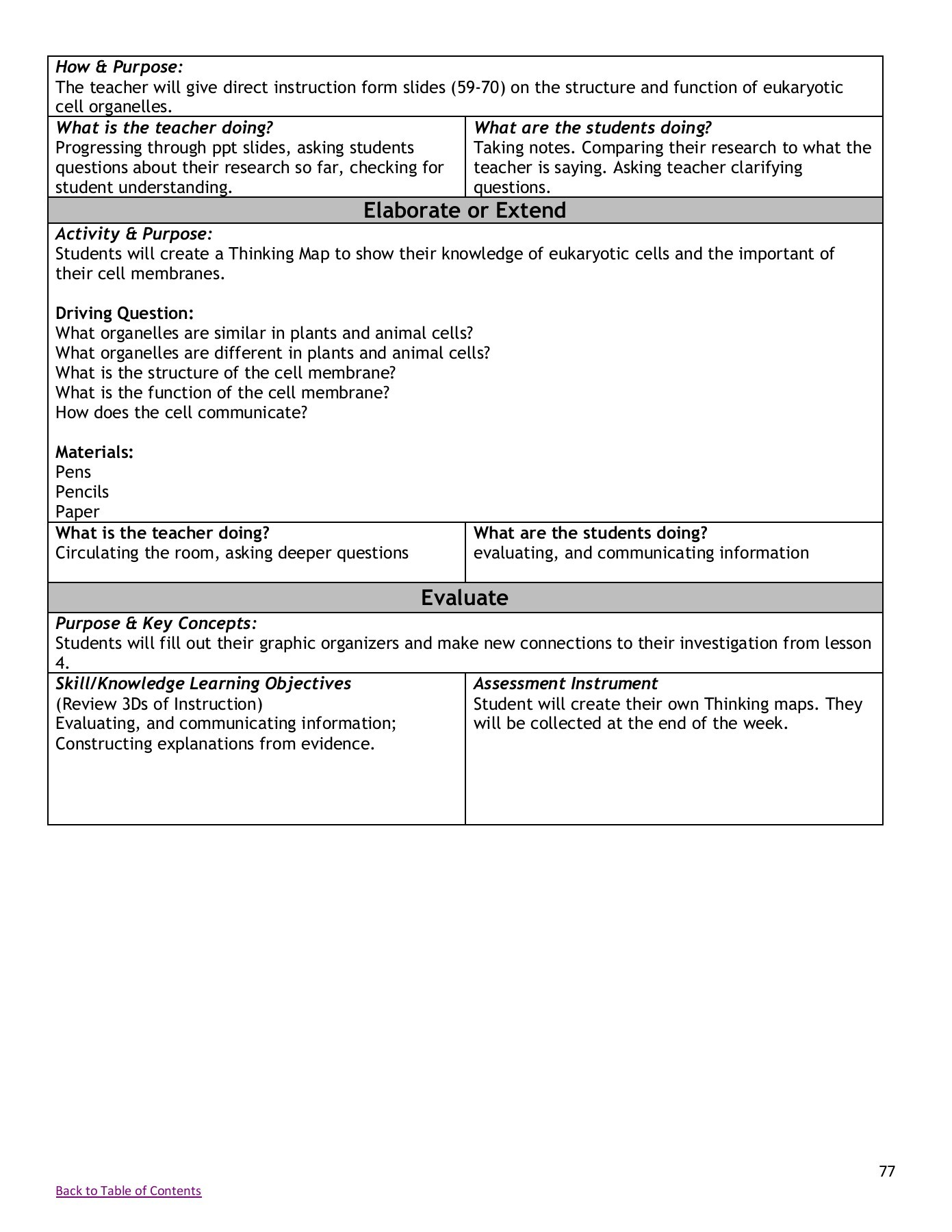 Homeostasis And Cell Transport Skills Worksheet Answers