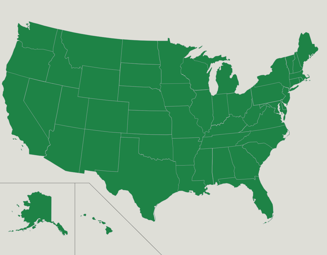 The U S State Abbreviations