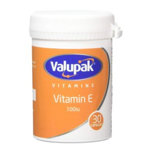 Valupak Vitamin E 400 units