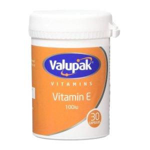 Valupak Vitamin E 400 units