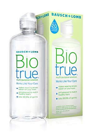 Bausch + Lomb Biotrue Multi-purpose Solution