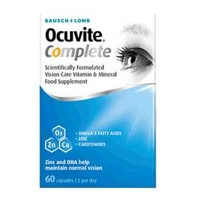 Bausch + Lomb Ocuvite Complete