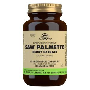 Solgar Saw Palmetto Berry Extract