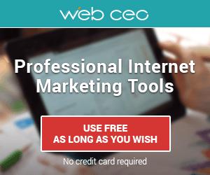 Web CEO SEO Tools