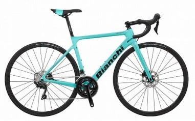 BIANCHI ( ビアンキ ) ロードバイク SPRINT DISC ( スプリント ディスク ) 105 チェレステ 53