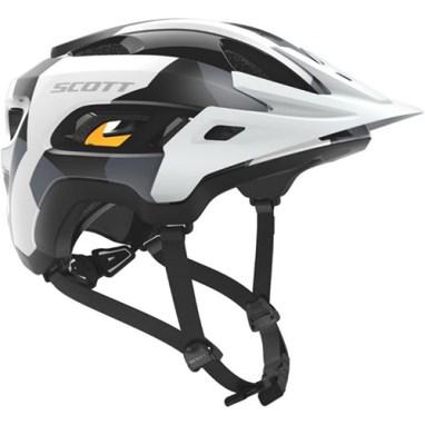 【ワイズロードオンライン限定特価】SCOTT ( スコット ) ヘルメット HELMET STEGO スノー カモ S☆ほかのサイズもございます