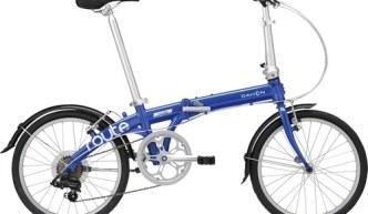 DAHON ( ダホン ) 折りたたみ自転車 ROUTE ( ルート ) コバルト ブルー