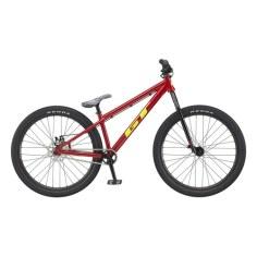 GT ( ジーティー ) マウンテンバイク LA BOMBA RIGID 26 ( ラボンバ リジッド ) レッド ワンサイズ(適応身長目安160-180cm)