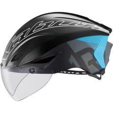 OGK KABUTO ( オージーケーカブト ) ヘルメット AERO-R1 CV G-1 マットブルー S/M