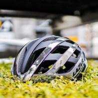 【 限定モデル 】 LAZER ( レーザー ) ヘルメット GENESIS AF ( ジェネシス アジアンフィット ) CHROME BLACK ( クローム ブラック ) L ( 58-61cm )