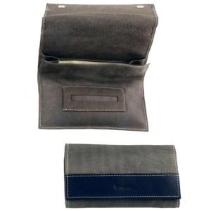 EDK450010-Θήκη καπνού δερμάτινη γκρι Marvel 2607