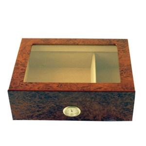 EDK951011 Υγραντήρας ξύλινος 25 πούρων Grand value VG5152 | Online 4U Shop