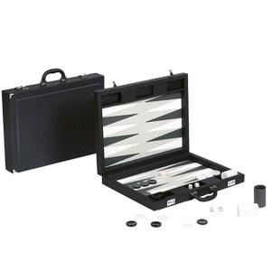 EDE900034-Τάβλι πολυτελείας βαλίτσα από 100% δέρμα Dal Negro 200308 | Online 4U