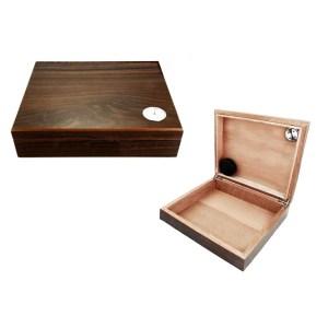 Υγραντήρας ξύλινος 25 πούρων Grand value VG12767A | Online 4U Shop