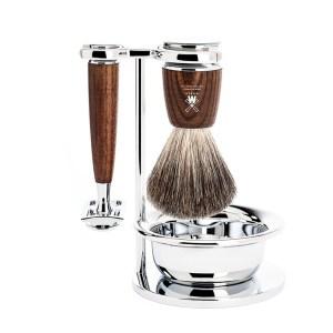 HBA006001-Σετ ξυρίσματος Mühle Pinsel S81H220SSR | Οnline 4U Shop