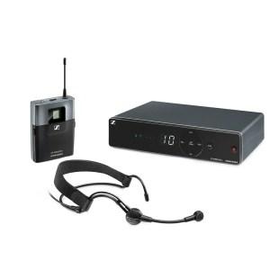 EXM005004-Ασύρματο Σετ Κεφαλής SENNHEISER XSW-1-ME3-B | Online 4U Shop