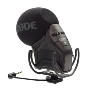 EXM205006-01 Rode Stereo Video Mic Pro Rycote