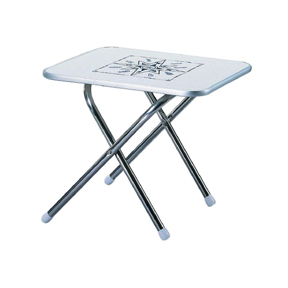 HAC204005-Τραπέζι παραλληλόγραμμο πτυσσόμενο Eval 03982-5
