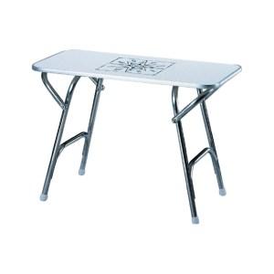 HAC204007-Τραπέζι παραλληλόγραμμο πτυσσόμενο Eval 03982-4