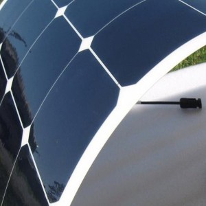 HAN302001 Αδιάβροχο Ημι-Εύκαμπτο ηλιακό πάνελ Sunpower 2615