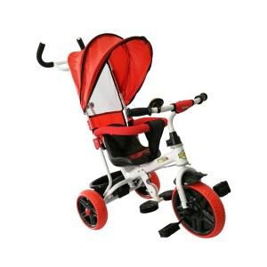 EXD759001-Παιδικό ποδήλατο με μπάρα καθοδήγησης FAMILY 9880 | Online 4U Shop