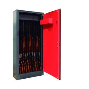 HGS707019-12-Οπλοκιβώτιο Arregui Braco 2-10 όπλων