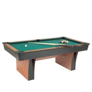 EXB057010-Τραπέζι Μπιλιάρδου Alexandra 8 Garlando 220x110cm | Online 4U Shop