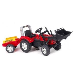 EXD750026-Τρακτέρ με εκσκαφέα και καρότσα FALK Lander2020AM | Online 4U Shop