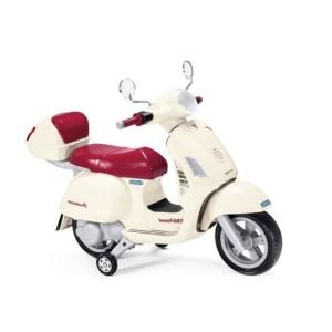 EXD759009-Ηλεκτροκίνητη vespa Piaggio12V PegPerego MC0019 | Online 4U Shop