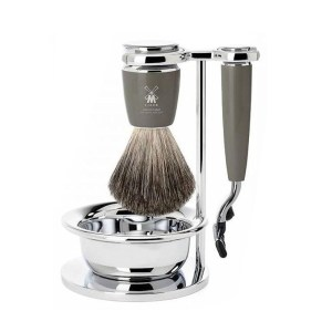 HBA006005-Σετ ξυρίσματος Mühle Pinsel S81M229SM3 | Online 4U Shop