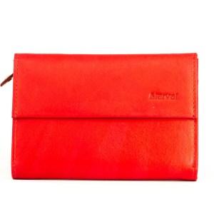 eda557022-05-Πορτοφόλι δερμάτινο γυναικείο MARVEL 46750005 | Online 4U Shop