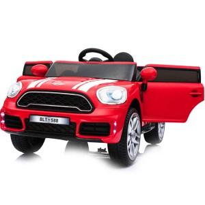 EXD750033-Ηλεκτροκίνητο Mini Cooper Style RED OEM 12V Hj7777 | Online 4U Shop