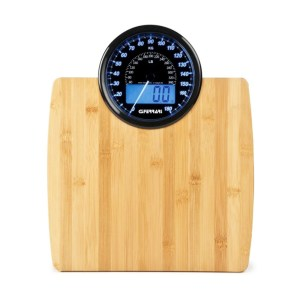 HGΟ705040-Ζυγαριά Μπάνιου 180kg Μπαμπού G3 FERRARI G30017 | Online 4U Shop