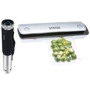 Σετ συσκευές Sous vide & Vacuum Κιτ Status 623058 | Online 4U Shop