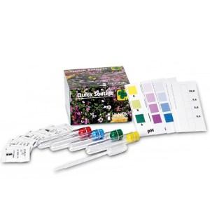 OM753018-Kit Ανάλυσης του Εδάφους-Quick Soil Test Hanna HI3895 | Online4U Shop