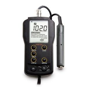 OM854007-Μετρητής αγωγιμότητας Multi-range Hanna HI8733 | Online 4U Shop