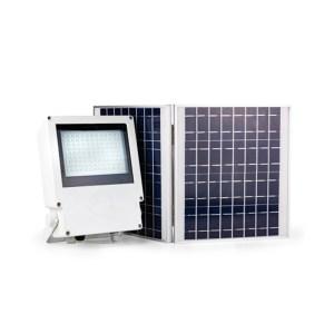 HGH309027-Ηλιακός Προβολέας 108Led-διπλό Panel 20W HM21208 | Online4u Shop
