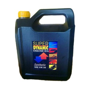 AML504002 Synthetic oil 5W/30 4Lt