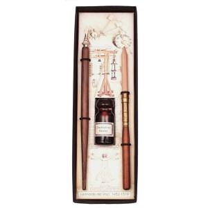 EDA751003 Πένα Κονδυλοφόρος και Μολύβι Da Vinci Francesco Rubinato Levi/05