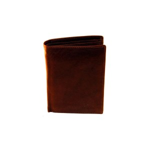 EDA757016-01 Πορτοφόλι δερμάτινο ανδρικό καφέ Marvel-46790006