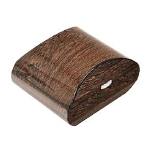 EDK951018-01 Υγραντήρας 50 πούρων από ξύλο καρυδιάς Lubinski Q262