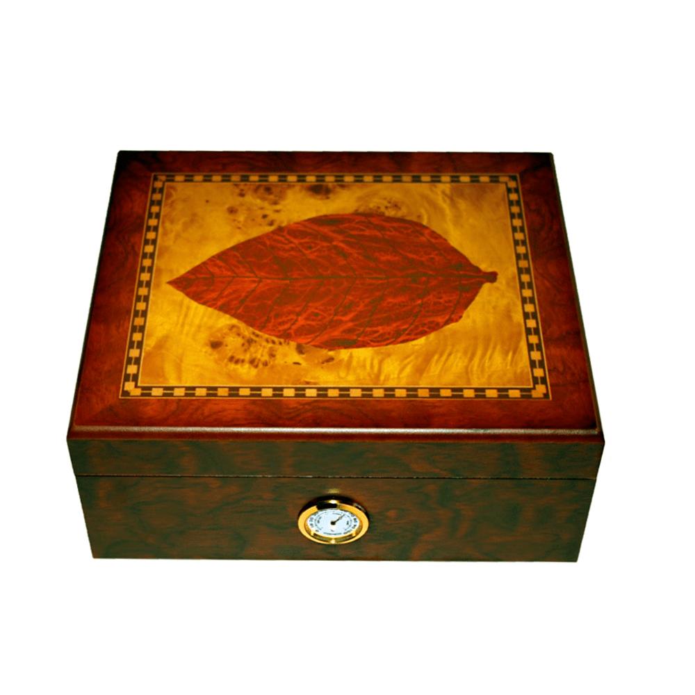 EDK951031 Υγραντήρας ξύλινος 25 πούρων Grand Value VG257117