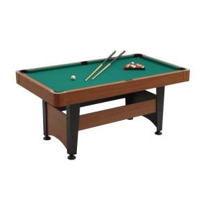 EXB057003-01 Τραπέζι μπιλιάρδου Chicago 4 Garlando 140 x 70 cm