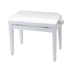 EXM455002 Ρυθμιζόμενο κάθισμα πιάνου Proel PB85SSWWH