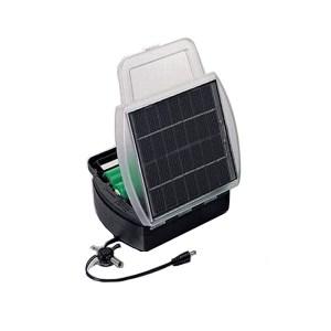 HAC302003 Ηλιακός φορτιστής για μικρές μπαταρίες HM83200