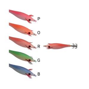HAP008015 Καλαμαριέρα DTD Color Glavoc