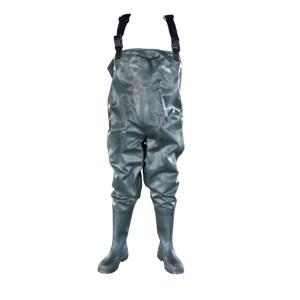 HAP759013 Μπότες στήθους από PVC Waterqueen 140026
