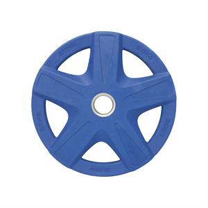 HAW050005-01 δίσκος με επένδυση λάστιχου 50mm 20kg μπλε