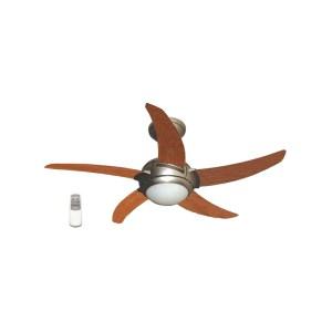 HGA707008 Ανεμιστήρας οροφής με τηλεχειριστήριο χρώματος ξύλου Primo L-44005