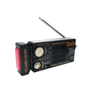 HGH303001-01 Ηλιακό ραδιόφωνο και φακός